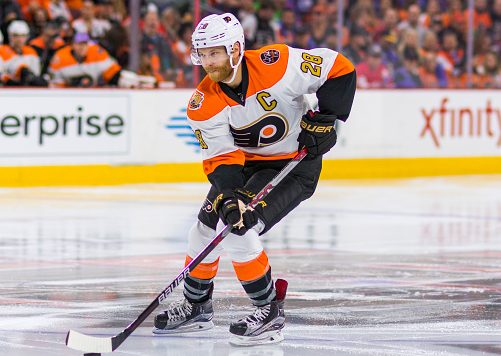 The Right Stuff: Flyers wearing best equipment. Are you?